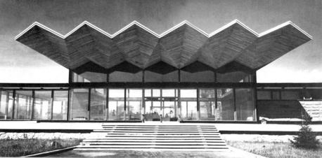 Pioneers Of Modern Architecture vladimir belogolovsky, intercontinental curatorial project